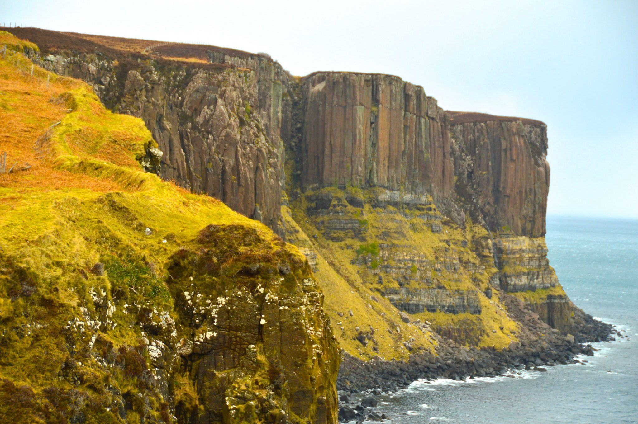 Kilt Rock Isle of Skyes hotels attractions activities