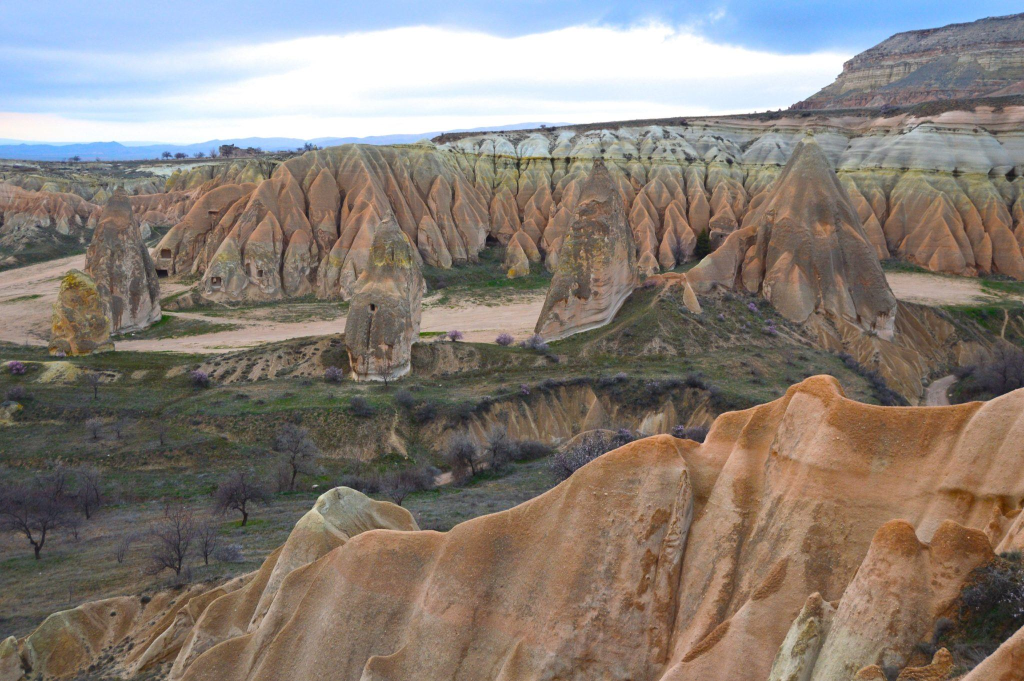The Rose Valley Cappadocia
