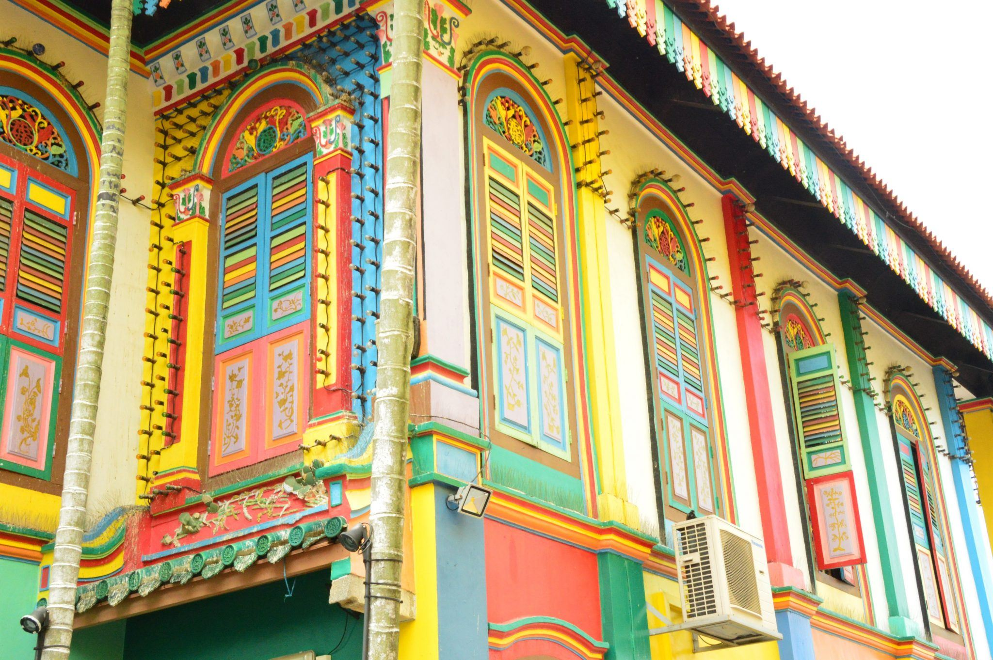 Tan House Little India - a great thing to do if you have one day in singapore