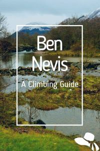 Keen to conquer the highest mountain in the UK? Here is my experience of doing that climb in icy conditions! #bennevis#climbingbennevis#fortwilliam#scotland#climbingmountains
