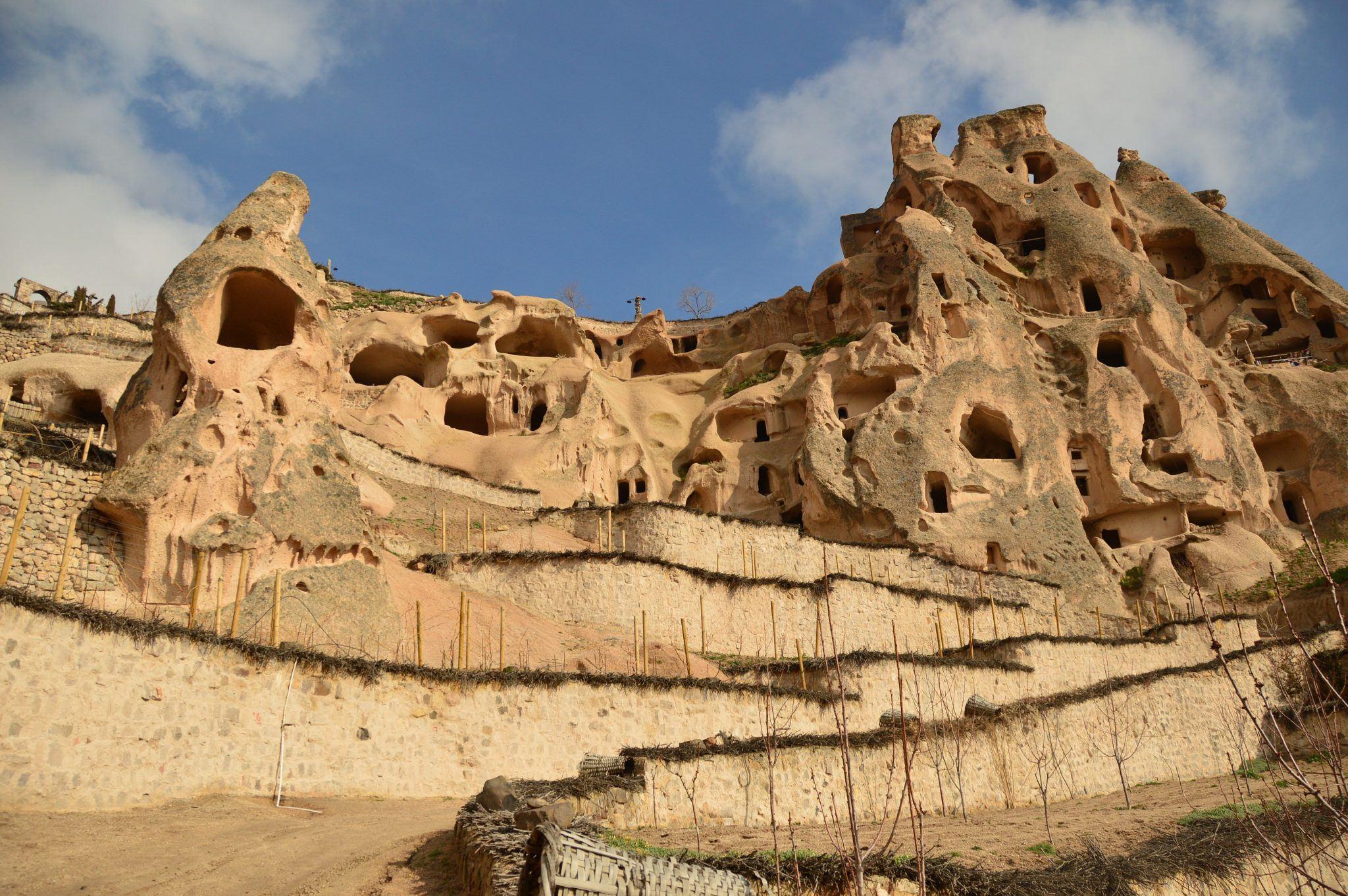 Argos in Cappadocia hotel exterior