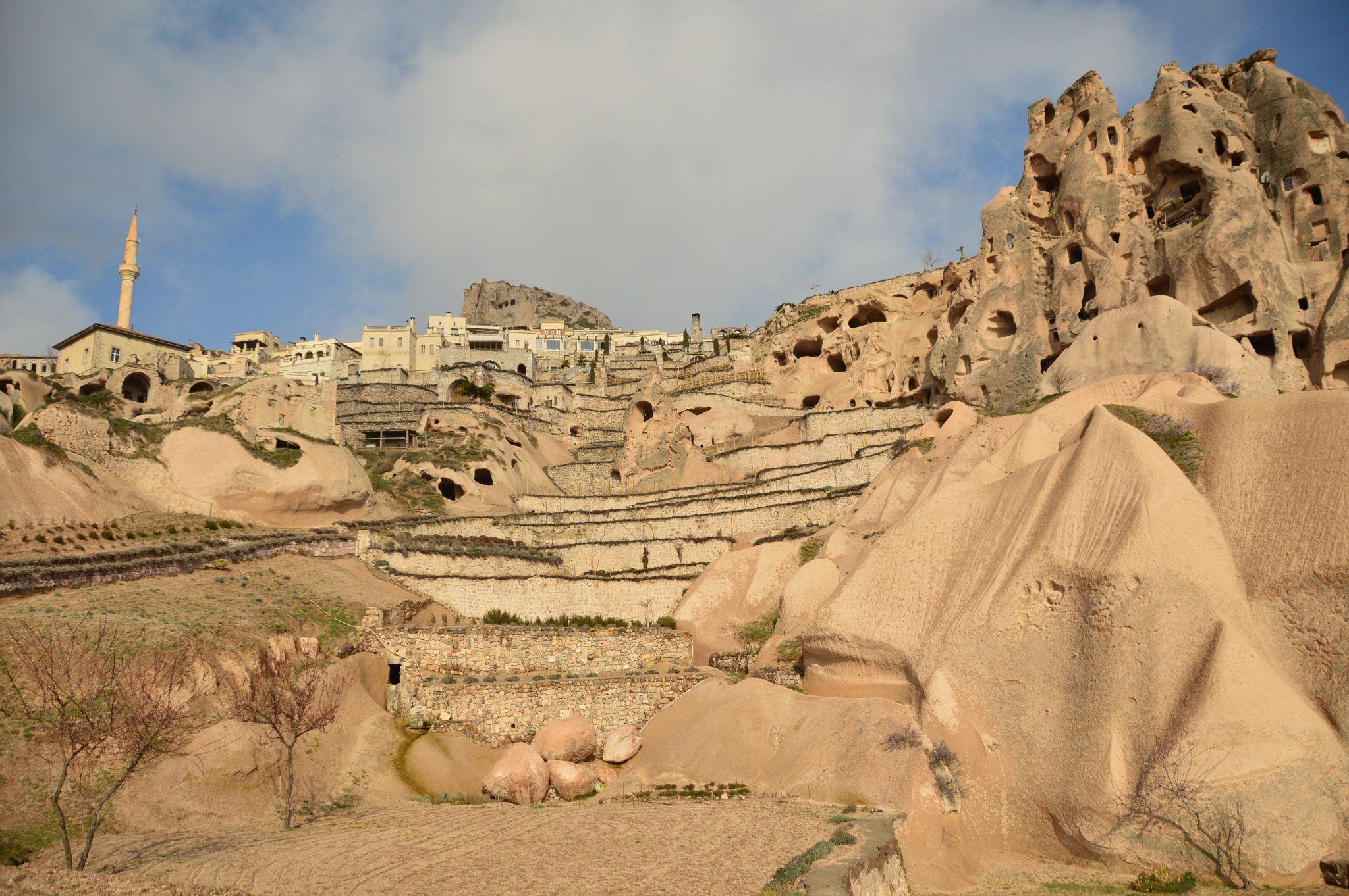 Exterior of Argos in Cappadocia Hotel