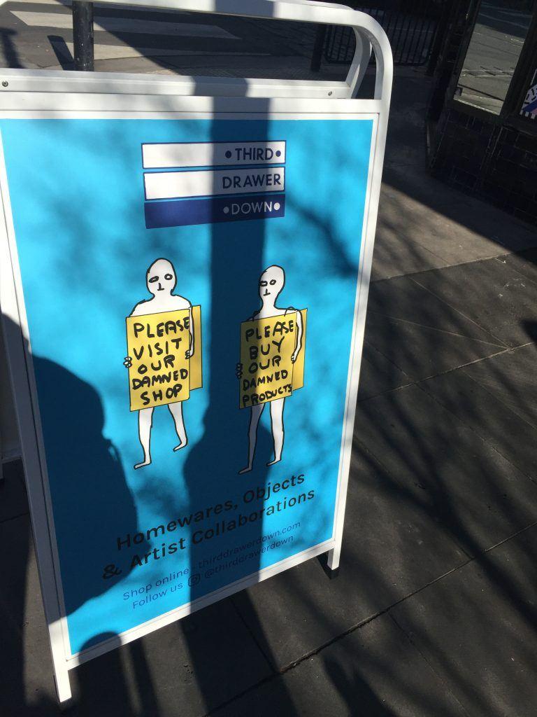 sign on greville street