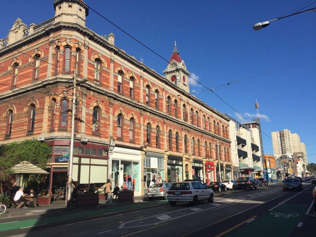 Brunswick Street view