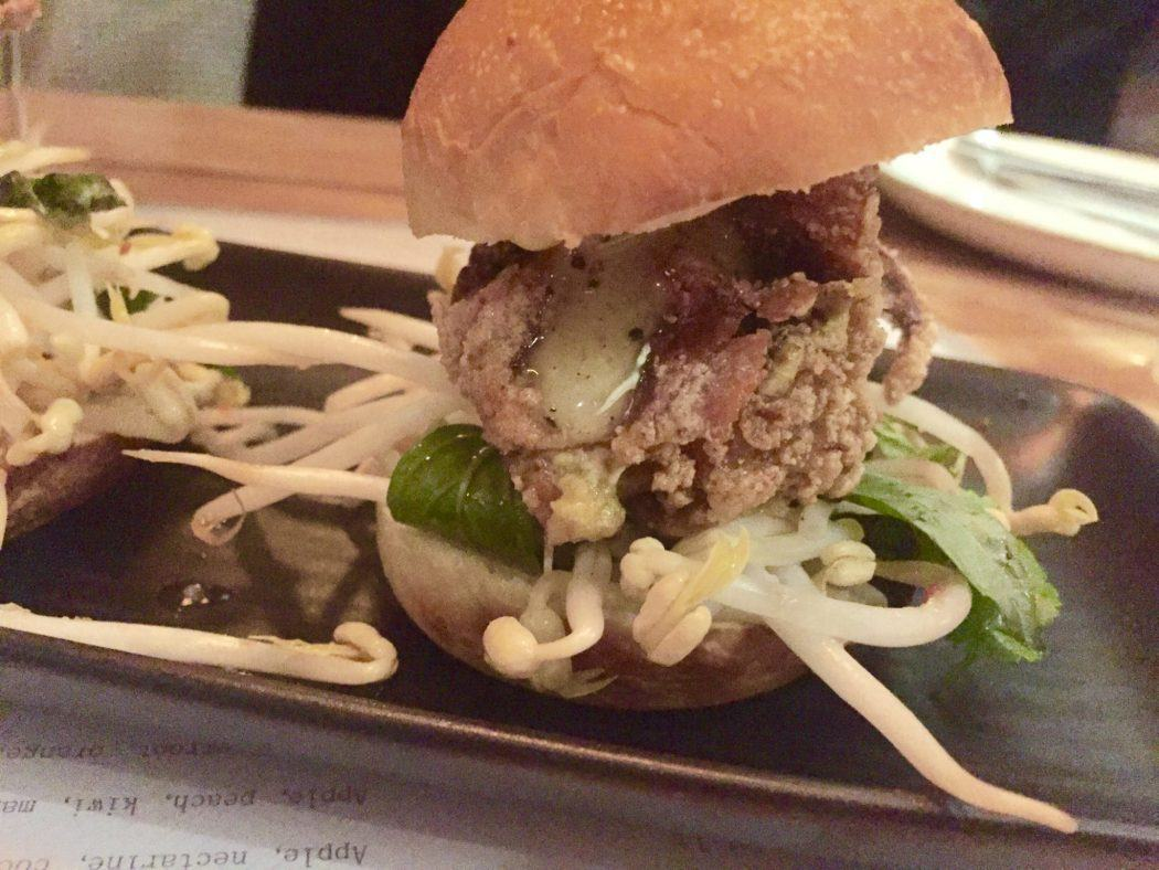 Crab sliders at the two buoys Dromana