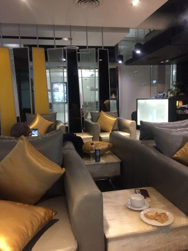 malaysia airlines business class lounge at C Gate Kuala Lumpur Airport