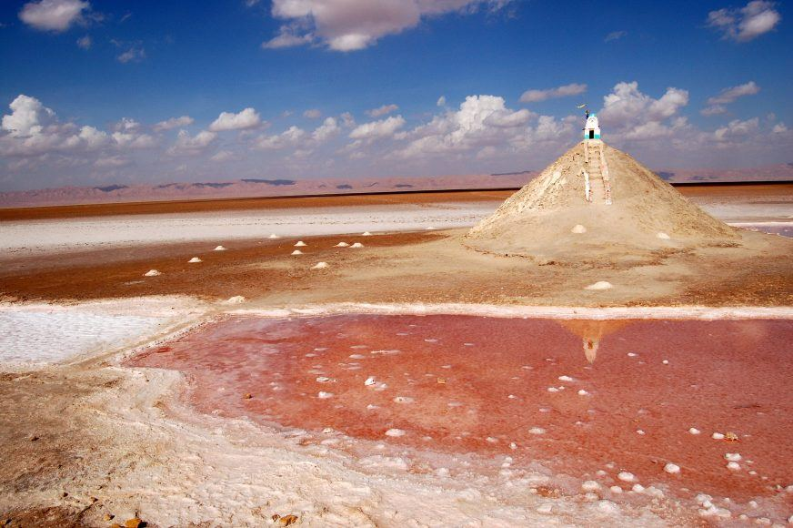 The wow salt lakes