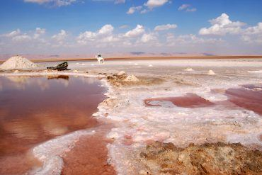 Tunisia holidays salt lakes things to do
