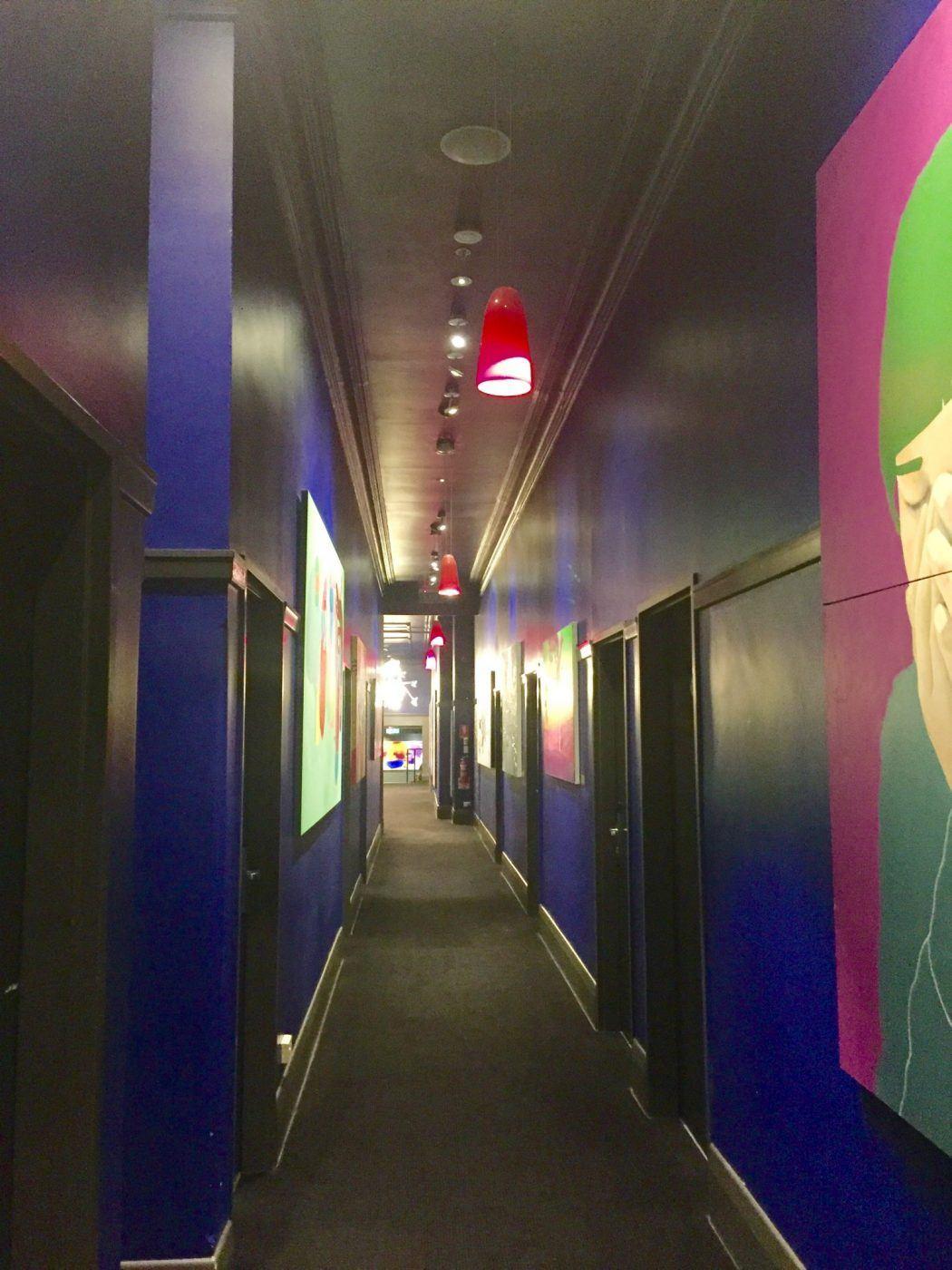 corridor of tolarno hotel st kilda
