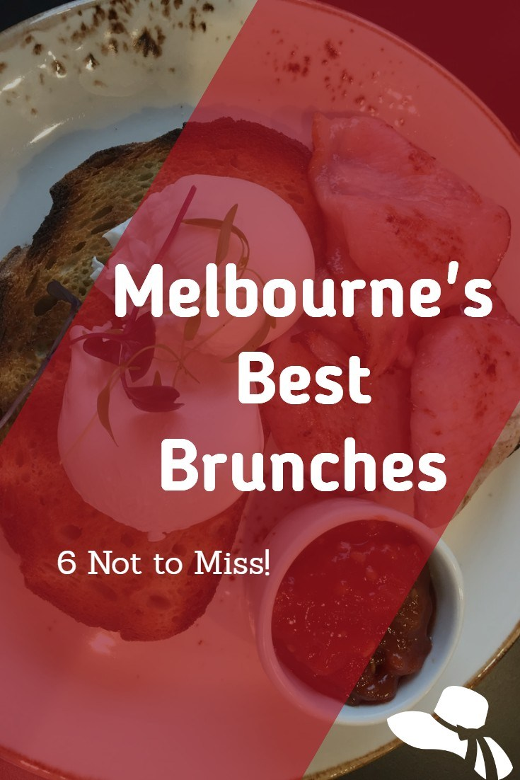 The best brunch places in Melbourne from a former local - the 6 best places to have brunch from Fitzroy to Yarraville to south yarra to st kilda via port melbourne #brunchplacesmelbourne #melbourne #melbournefood #melbournebrunch