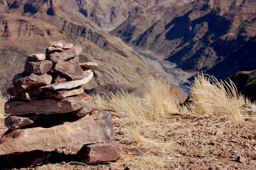 Scenic Rocks Fish River Canyon