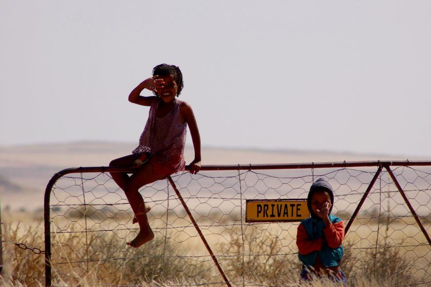Children of Namibia