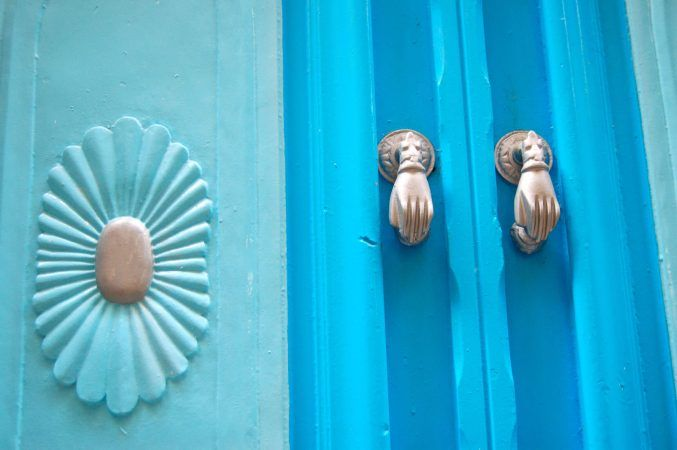More fabulous door knockers