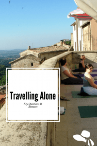 Looking to become a lone traveller and got some questions? Solo Travel can be fantastic but daunting. Here are answers to the key questions such as what type of accommodation should you choose, do you share a room on a group trip, what about meeting people and more #lonetraveller #solotravel #singletravel