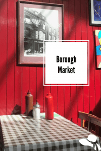 If you are heading to London don't miss Borough Market? I went on a brilliant tour that covered everything from oysters to scotch eggs! #boroughmarket #londonfoodie #boroughmarkettour