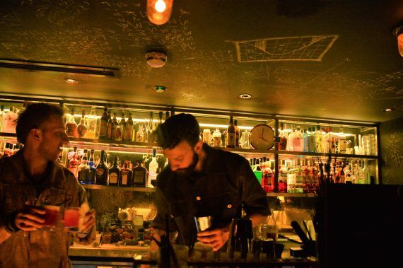 the bletchley london bar