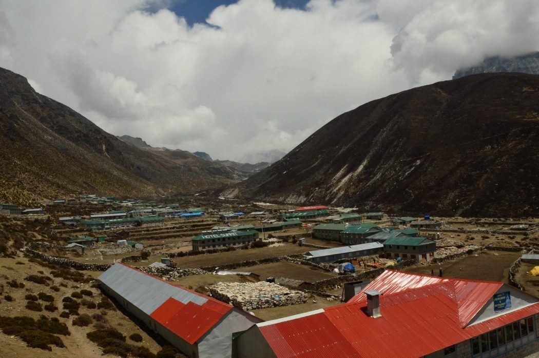 dingboche nepal