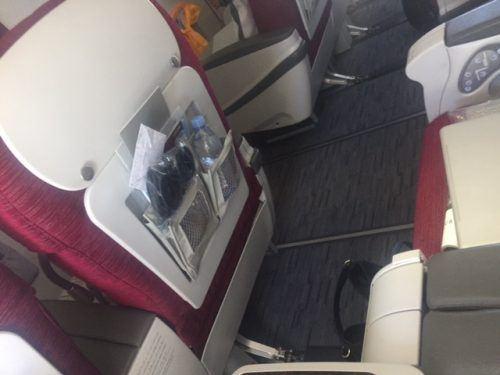 Qatar Airways Busines Class Review