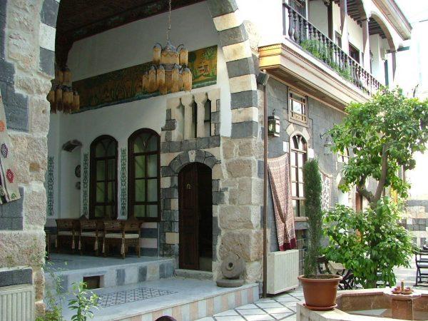 Hotel in Damascus