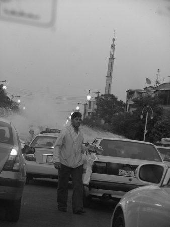 Damascus traffic