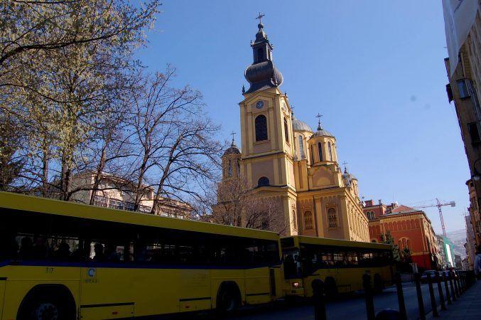 Sarajevo Church