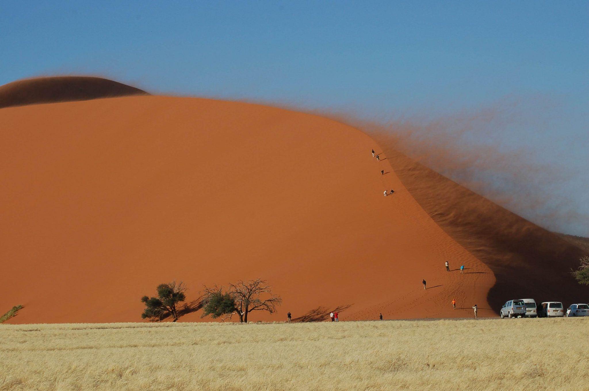 Sossusvlei Namibia travel guide photos