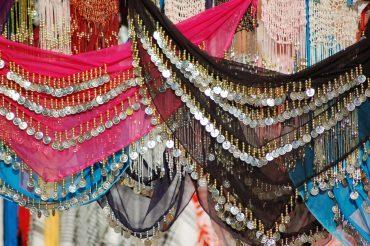 tunisia road trip scarves