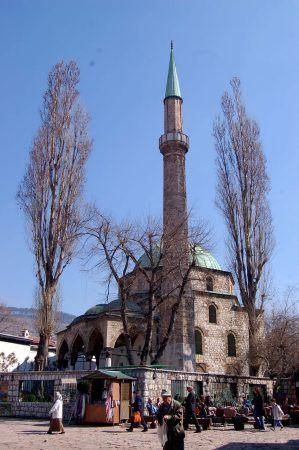 Sarajevo Mosque