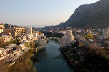 mostar-bridge sarajevo-bosnia mostar-bosnia