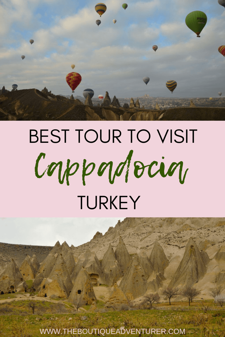 The best Cappadocia Tours as well as the best things to do in Cappadocia in general from Hot Air Balloons to Hammams to Cave Hotels
