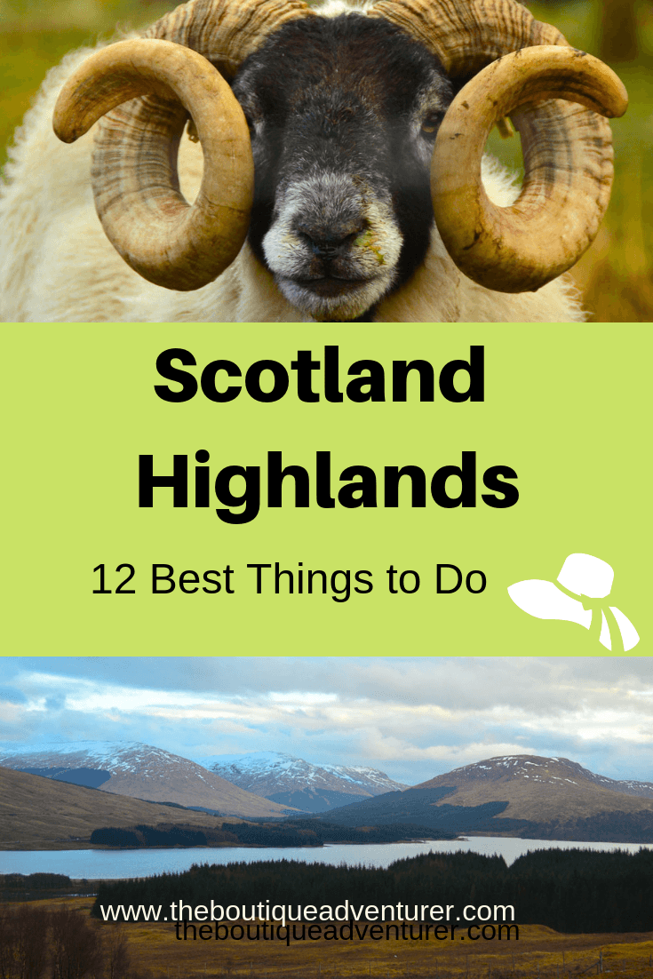 Here are the Sights, Wildlife and Best Things To do in Scottish Highlands including Where to Eat and Where to Stay in this Stunning Region