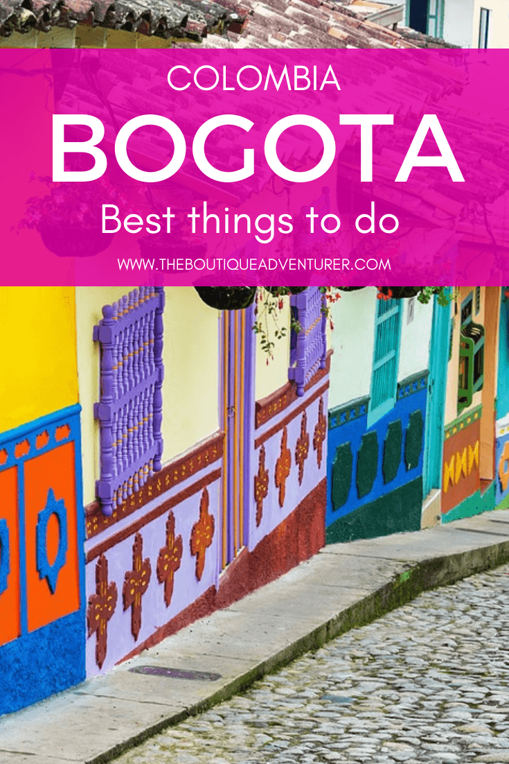 Only got 24 hours in Bogota? Here are the best things to do in Bogota Colombia in one day for adults - top attractions, Bogota Old Town and more