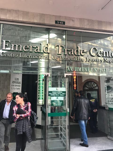 emerald trade centre bogota