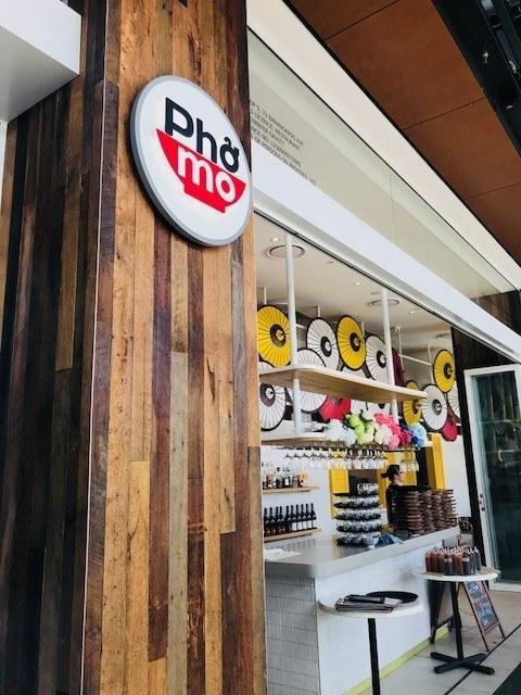 Phomo restaurant barangaroo sydney