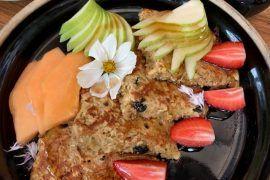 Botanika Medellin breakfast