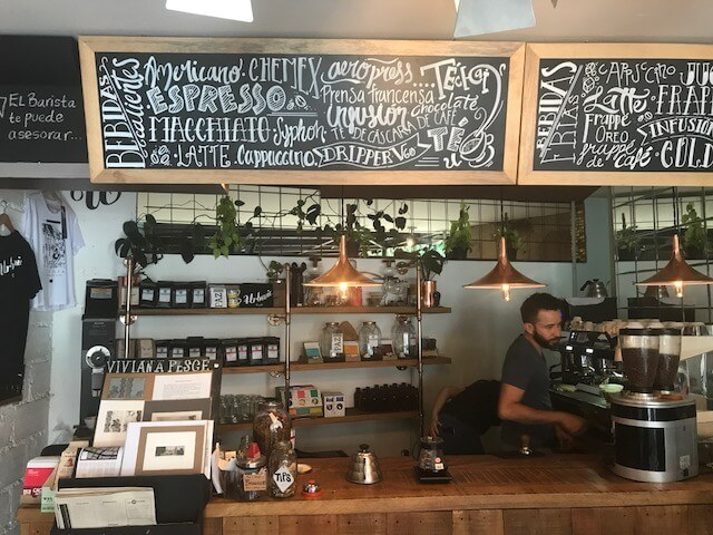 urbania coffee bar medellin