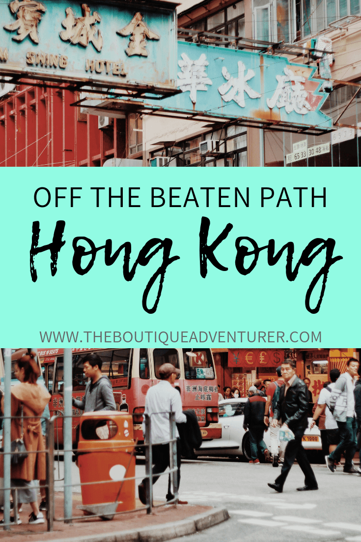 I travel quite often to Hong Kong so I did all the touristy stuff. That's why I wanted to explore original things to do in Hong Kong. This post is a Hong Kong Itinerary that covers things to do in Hong Kong for 3 days. Here is my Hong Kong Blog on the best off the beaten track things to do
