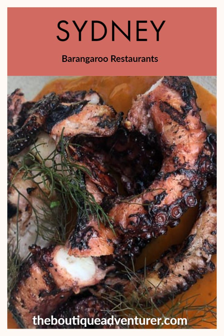 The hottest neighbourhood in the Sydney is the newly created Barangaroo. Barangaroo restaurants come from some of Australia's hottest chef talent and include Banksii, Love Fish & many more. Find out more in my guide #sydney #sydneyrestaurants