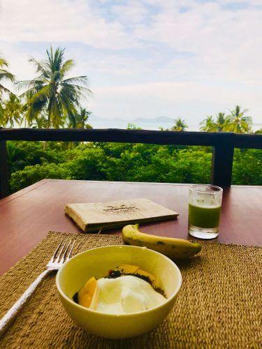 breakfast at kamalaya