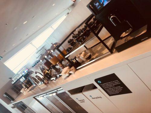 air new zealand lounge sydney international airport