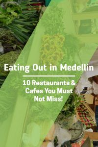 Restaurants in Medellin are popping up everywhere! There are so many delicious places to try - here are my top 10 Restaurants & Cafes in Medellin plus a few other options! #restaurantsinmedellin #medellinrestaurants #carmenmedellin #ocimedellin #coffeemedellin #medellincafes