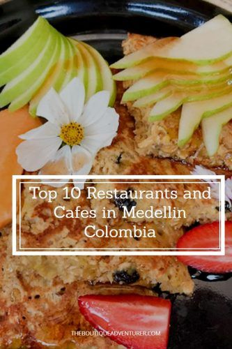 Restaurants in Medellin are popping up everywhere! There are so many delicious places to try - here are my top 10 Restaurants & Cafes in Medellin plus a few other options! #colombia#colombiarestaurants#restaurantscolombia#foodcolombia#medellincolombia#medellinrestaurants#medellinfood#medellinthingstodoin#medellincoffee#medellincafe#colombiacoffee#colombiacafe#medellinelpoblado#medellinfotos
