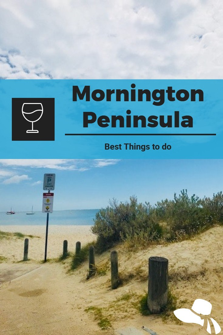 The Mornington Peninsula is in Victoria, Australia - it is a favourite weekend away for those who live in Melbourne. Sorrento, Portsea, Dromana, the ferry to Queenscliff as well as wineries and great restaurants - this is a stunning area. Here are the best things to do on this beautiful peninsula #morningtonpeninsula #morningtonpeninsulathingstodo #melbourneweekendaway #sorrento #dromana #portsea #queenscliff