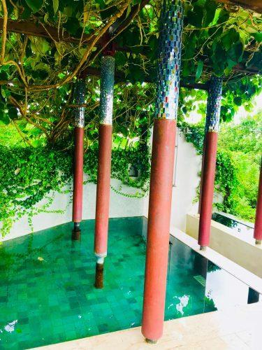 pool area kamalaya
