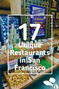 Looking for some fun and unique restaurants in San Francisco? Well, it has a few of them! Here is my list that covers everything from dumplings to mezcal to trans hostesses to mini golf! These are the most fun places to eat in San Francisco #uniquerestaurantsinsanfrancisco#sanfrancisco#sanfranciscofood#sanfranciscorestaurants#sanfranciscofunthingtodo