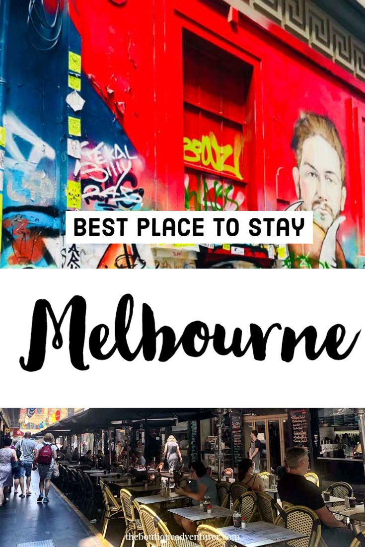 Looking for the Best Place to Stay in Melbourne? Love restaurants, boutique hotels and areas with character? I was born & raised in Melbourne so know it well! #melbourne #melbournehotels #melbourneboutiquehotels