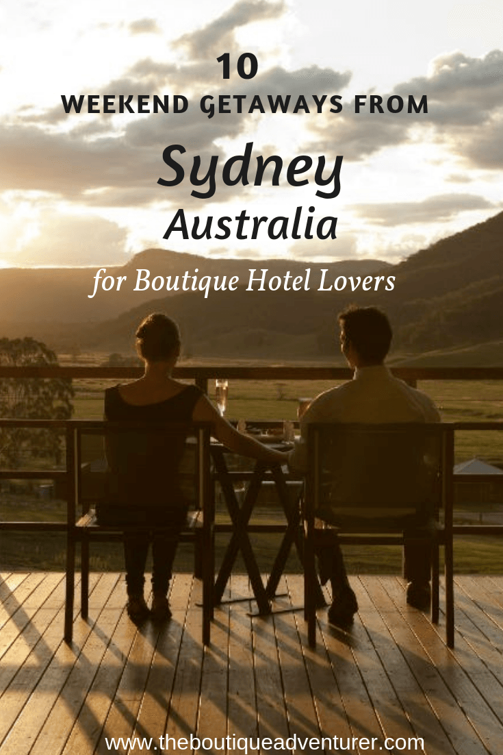 Looking for the best weekend getaways from Sydney? Here are ten fantastic options from Australia's highest mountain to Australia's oldest wine area to Australia's most well known spa