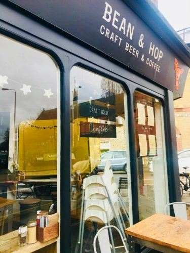 bean and hop earlsfield