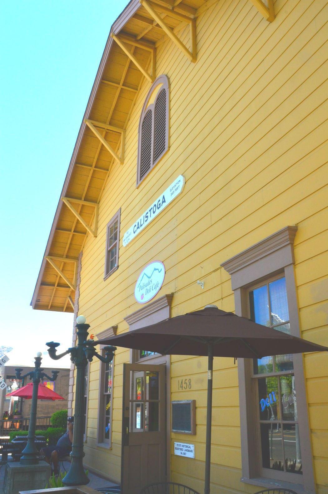 The Calmart in Calistoga
