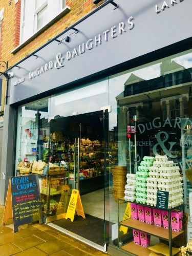 dugard and daughters earlsfield